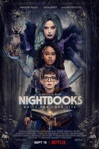 Постер к Ночные тетради (2021)